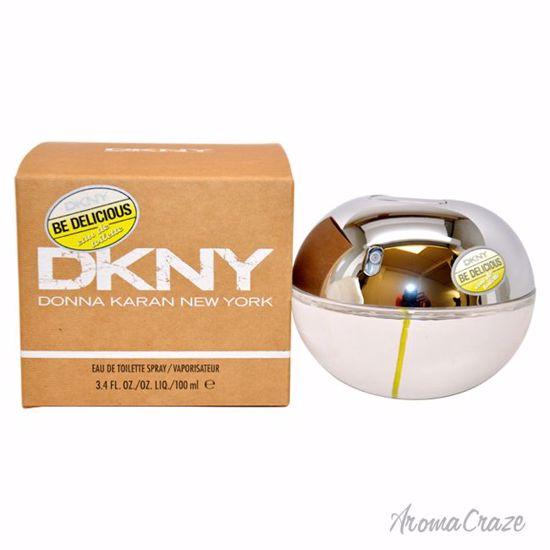 Donna Karan Be Delicious EDT Spray for Women 3.4 oz