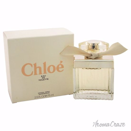 Parfums Chloe EDT Spray for Women 2.5 oz