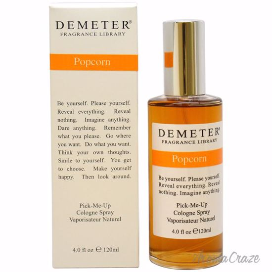 Demeter Popcorn Cologne Spray for Women 4 oz
