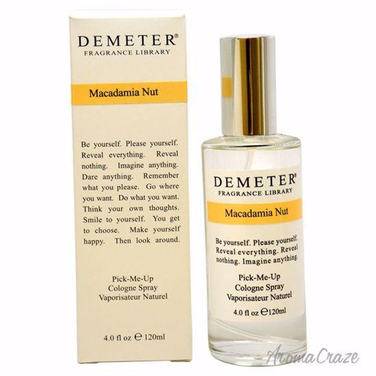 Demeter Macadamia Nut cologne Spray for Women 4 oz