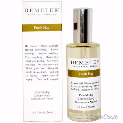 Demeter Fresh Hay Cologne Spray for Women 4 oz