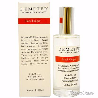 Demeter Black Ginger Cologne Spray for Women 4 oz