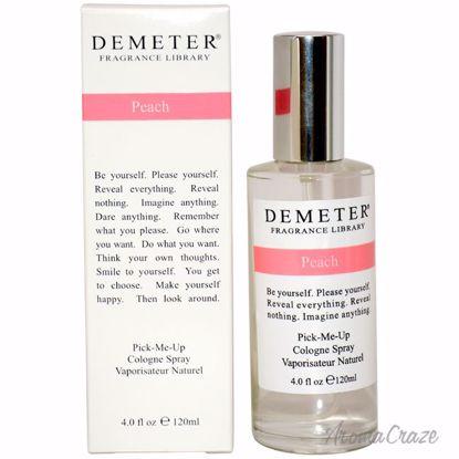 Demeter Peach Cologne Spray for Women 4 oz