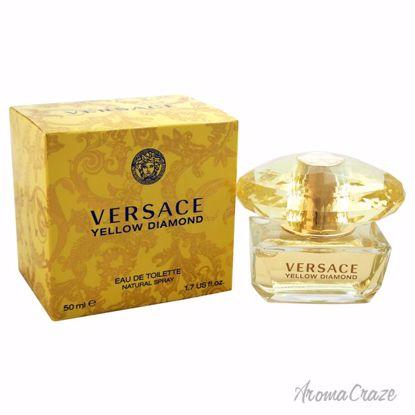 Versace Yellow Diamond EDT Spray for Women 1.7 oz