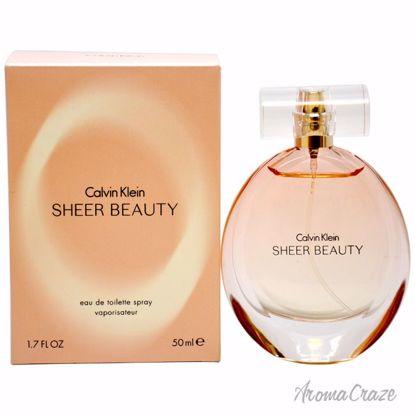 Calvin Klein Sheer Beauty EDT Spray for Women 1.7 oz