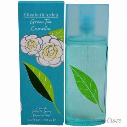 Elizabeth Arden Green Tea Camellia EDT Spray for Women 3.3 o