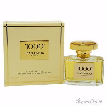 Jean Patou 1000 EDT Spray for Women 1.6 oz