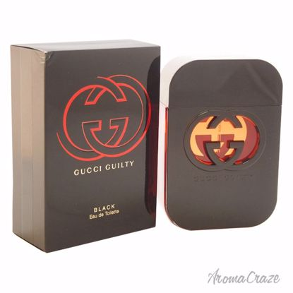 Gucci Guilty Black EDT Spray for Women 2.5 oz