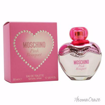 Moschino Pink Bouquet EDT Spray for Women 1.7 oz