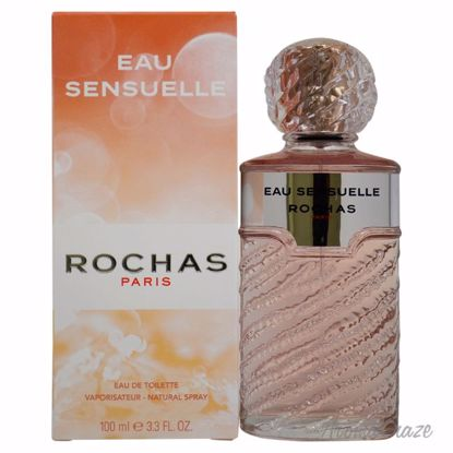Rochas Eau Sensuelle EDT Spray for Women 3.3 oz
