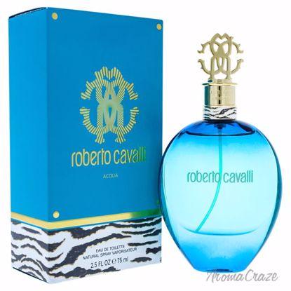 Roberto Cavalli Acqua EDT Spray for Women 2.5 oz