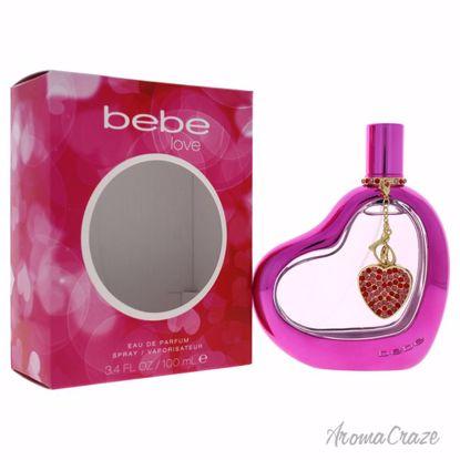 Bebe Love EDP Spray for Women 3.4 oz