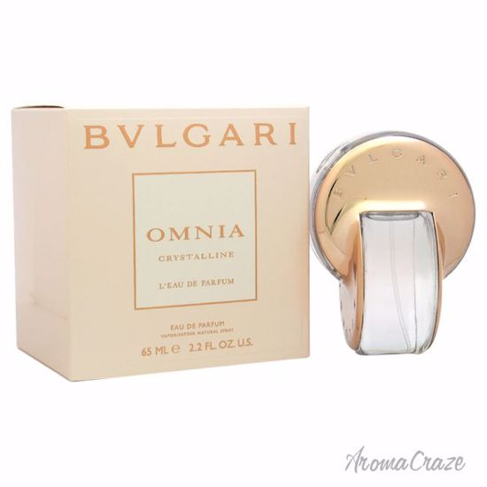 4c143578a6f Bvlgari Omnia Crystalline L eau De Parfum EDP Spray for Women 2.2 oz. Top  Designer Women Fragrance