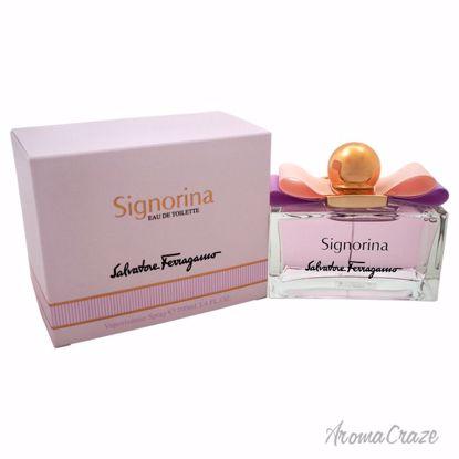 Salvatore Ferragamo Signorina EDT Spray for Women 3.4 oz