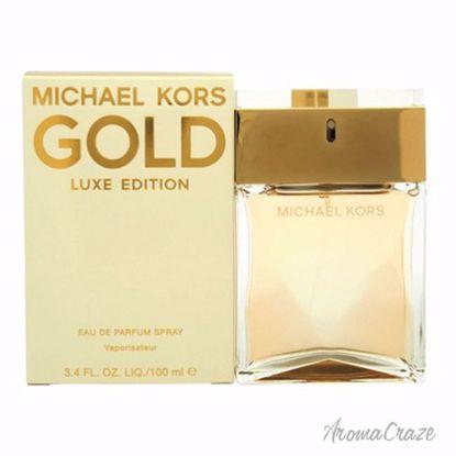 Michael Kors Gold Luxe Edition EDP Spray for Women 3.4 oz
