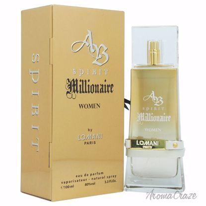 Lomani AB Spirit Millionaire EDP Spray for Women 3.3 oz
