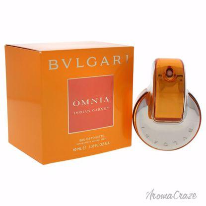 Bvlgari Omnia Indian Garnet EDT Spray for Women 1.35 oz