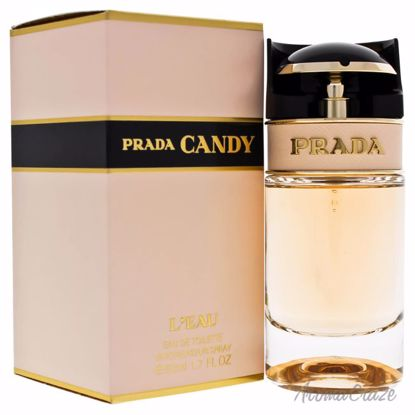 Prada Candy L'Eau EDT Spray for Women 1.7 oz