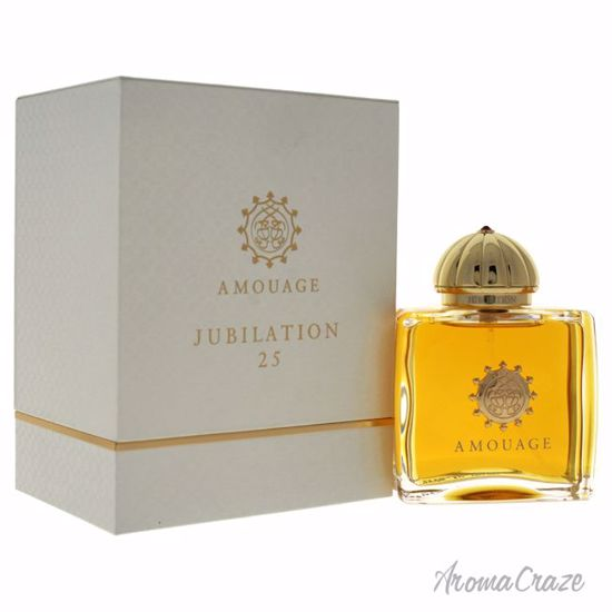 Amouage Jubilation 25 Edp Spray For Women 34 Oz Aromacrazecom