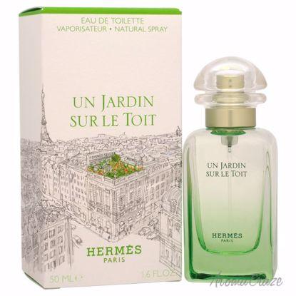 Hermes Un Jardin Sur Le Toit EDT Spray for Women 1.7 oz
