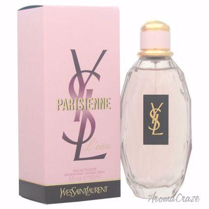 Yves Saint Laurent Parisienne L'eau EDT Spray for Women 3 oz
