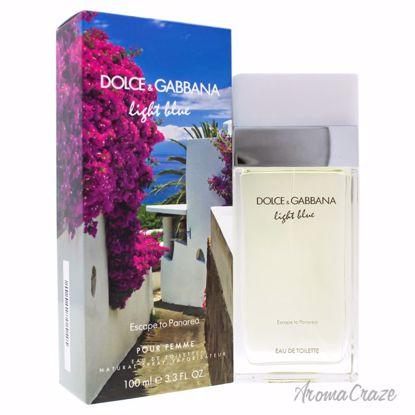 Dolce & Gabbana Light Blue Escape to Panarea EDT Spray for W