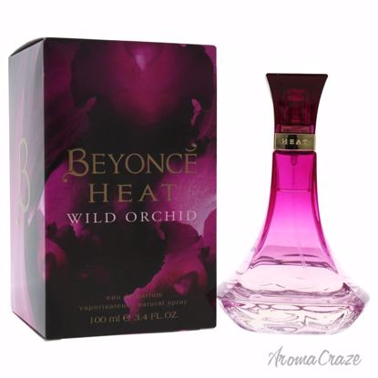 Beyonce Heat Wild Orchid EDP Spray for Women 3.4 oz