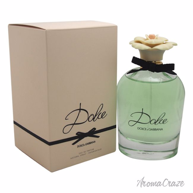 0a1306851 Dolce & Gabbana Dolce EDP Spray for Women 5 oz - AromaCraze.com ...