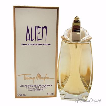 Thierry Mugler Alien Eau Extraordinaire EDT Spray (Refillabl