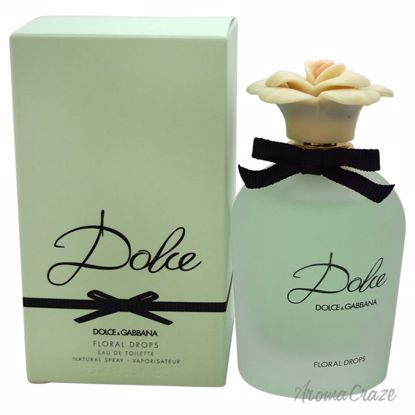 Dolce & Gabbana Dolce Floral Drops EDT Spray for Women 2.5 o