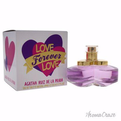 Agatha Ruiz De la Prada Love Forever Love EDT Spray for Wome