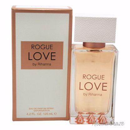 Rihanna Rogue Love EDP Spray for Women 4.2 oz