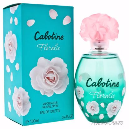 Parfums Gres Cabotine Floralie EDT Spray for Women 3.4 oz