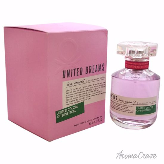 United Colors of Benetton United Dreams Love Yourself EDT Sp
