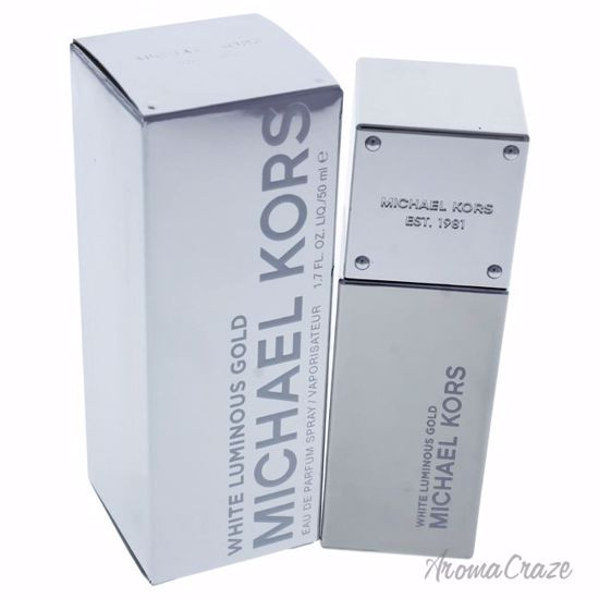 Michael Kors White Luminous Gold EDP Spray for Women 1.7 oz