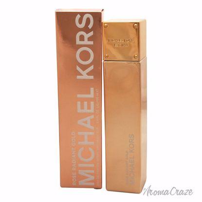 Michael Kors Rose Radiant Gold EDP Spray for Women 3.4 oz