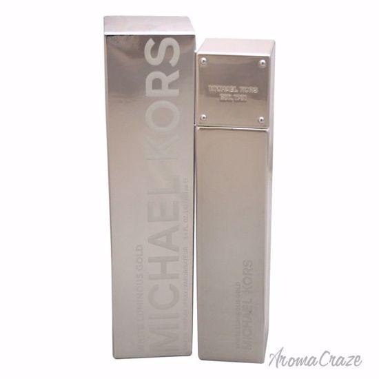 Michael Kors White Luminous Gold EDP Spray for Women 3.4 oz