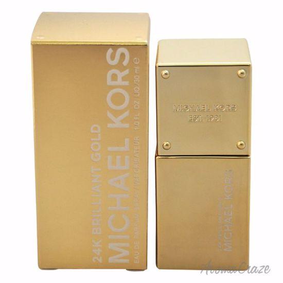 Michael Kors 24K Brilliant Gold EDP Spray for Women 1 oz