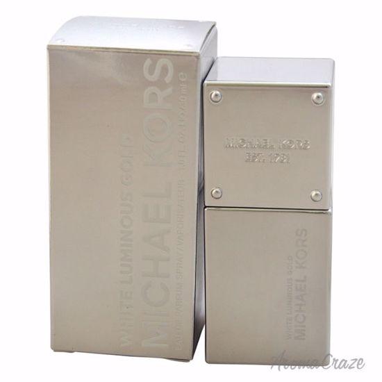 Michael Kors White Luminous Gold EDP Spray for Women 1 oz