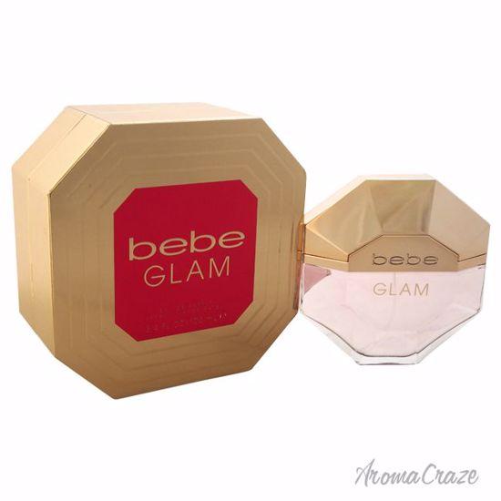 Bebe Glam EDP Spray for Women 3.4 oz