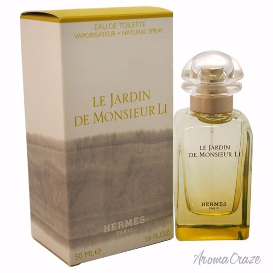 Hermes Le Jardin de Monsieur Li EDT Spray for Women 1.6 oz