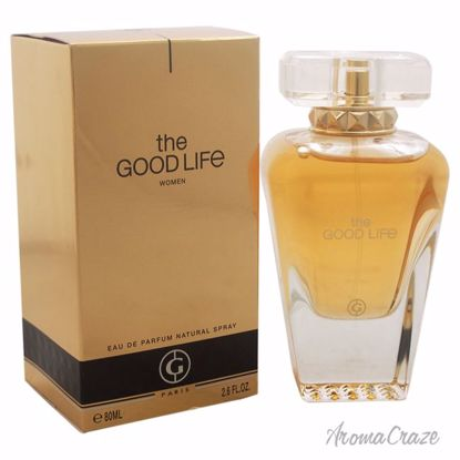 Geparlys The Good Life EDP Spray for Women 2.6 oz