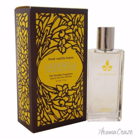 Lavanila The Healthy Fragrance Fresh Vanilla Lemon Fragrance