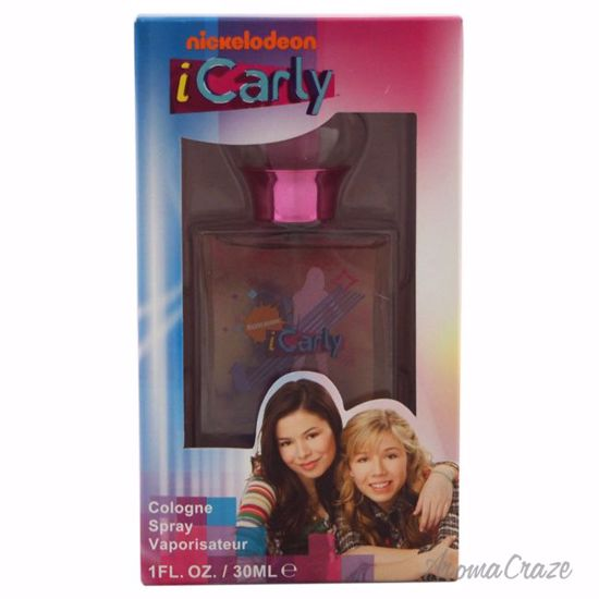 Nickelodeon Icarly Cologne Spray for Women 1 oz