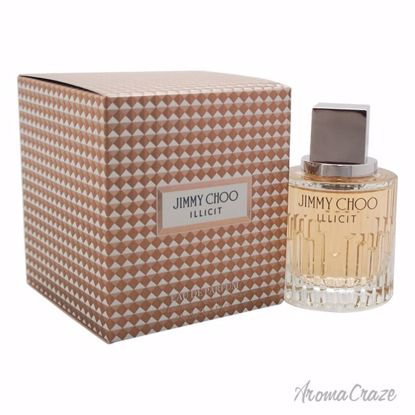 1fe9c3589cb6 Jimmy Choo Illicit EDP Splash (Mini) for Women 0.15 oz - AromaCraze ...