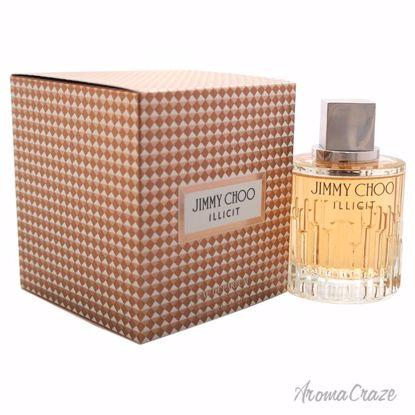 Jimmy Choo ILLICIT EDP Spray for Women 3.3 oz