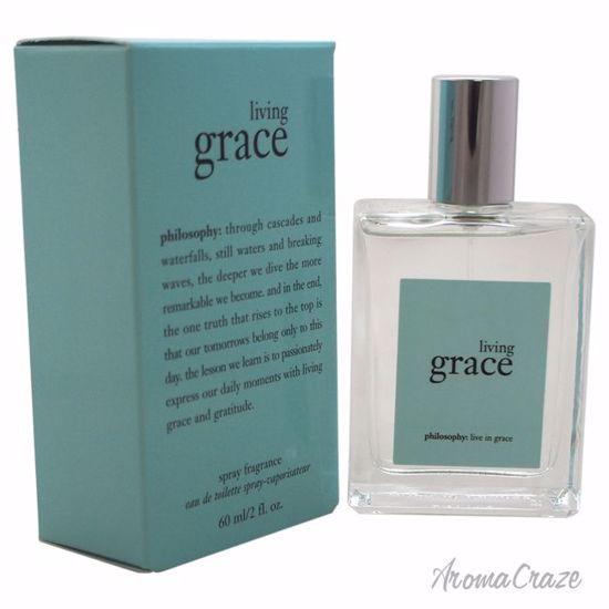 Philosophy Living Grace EDT Spray for Women 2 oz
