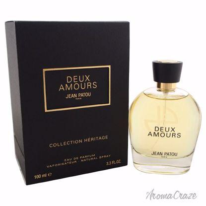 Jean Patou Deux Amours EDT Spray for Women 3.4 oz