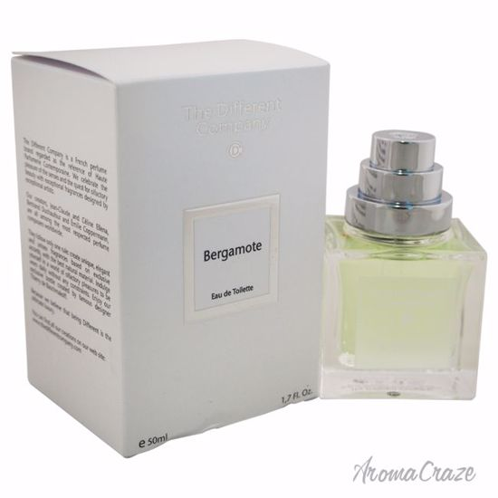 The Different Company Bergamote EDT Spray for Women 1.7 oz