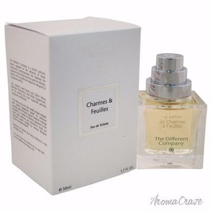 The Different Company Charmes & Feuilles EDT Spray for Women